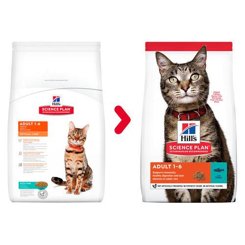 Hill's Science Plan - Feline - Adult - Tuna