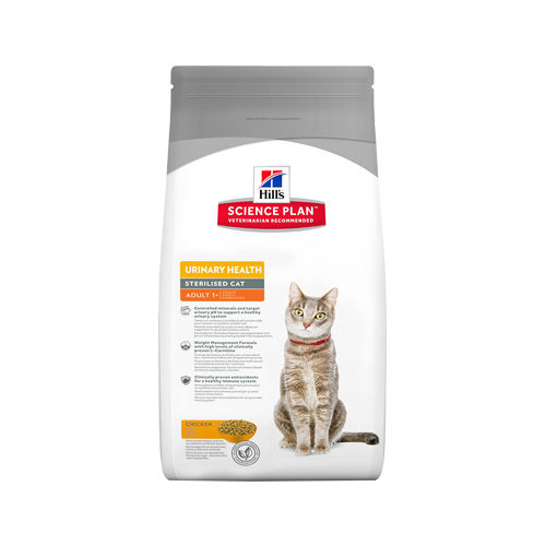 Hill's Science Plan - Feline Adult - Urinary Health Sterilised - Chicken