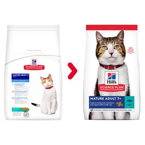 Hill's Science Plan - Feline Mature Adult - Tuna