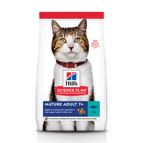 Hill's Science Plan - Feline Mature Adult - Tuna