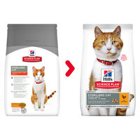 Hill's Science Plan - Feline Young Adult - Sterilised - Chicken