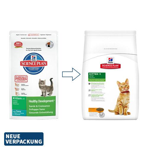 Hill's Science Plan - Kitten - Healthy Development - Tuna