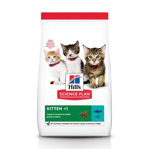 Hill's Science Plan - Kitten - Healthy Development - Tuna