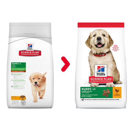 Hill's Science Plan - Puppy Healthy Development - Large