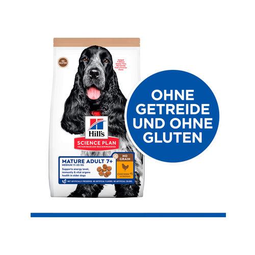 Hill's Science Plan No Grain Hundefutter Huhn - Mature Adult