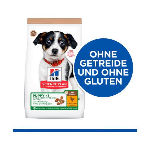 Hill's Science Plan No Grain Hundefutter Huhn - Puppy