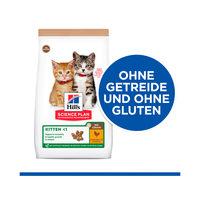 Hill's Science Plan No Grain Katzenfutter Huhn - Kitten