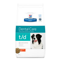 Hill's t/d Dental Care - Prescription Diet - Canine