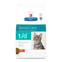 Hill's t/d - Dental Care - Prescription Diet - Feline