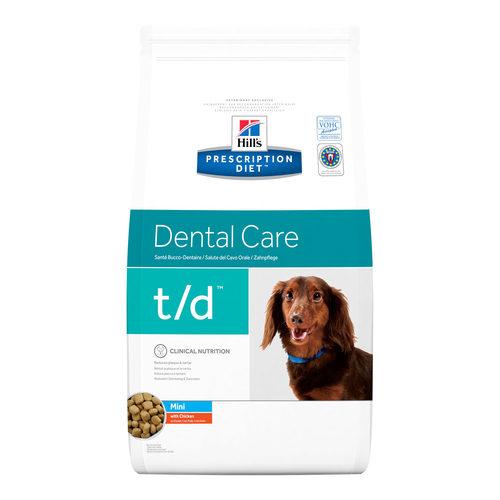 Hill's t/d Mini Dental Care - Prescription Diet - Canine