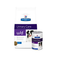 Hill's u/d - Urinary Care - Prescription Diet - Canine