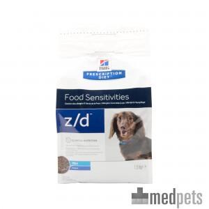 Product afbeelding van Hill's z/d Food Sensitivities - Prescription Diet - Canine