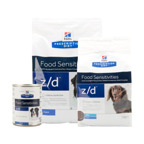 Hill's z/d Food Sensitivities - Prescription Diet - Canine