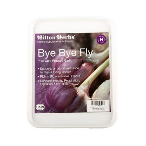 Hilton Herbs Bye Bye Fly Knoflook Granulaat