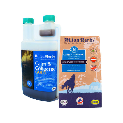 Hilton Herbs Calm & Collected for Horses