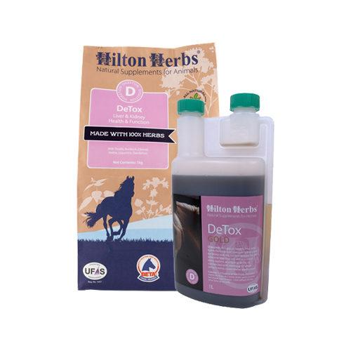 Hilton Herbs Detox for Horses