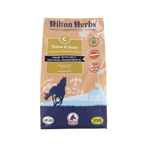 Hilton Herbs Thrive & Shine for Horses