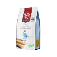 Hobby First King Budgie Mix