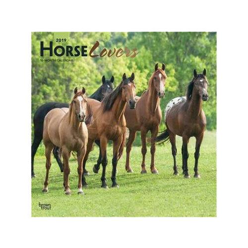 Horse Lovers Kalender 2019