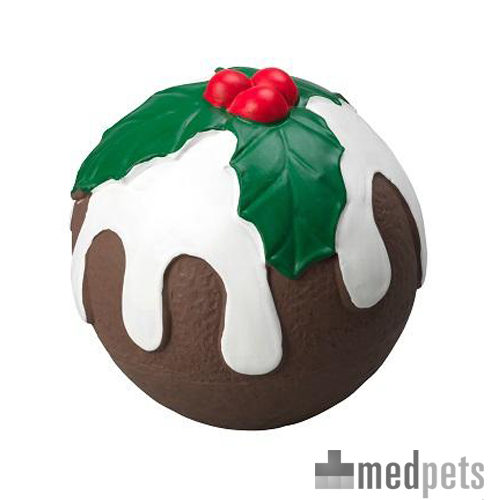 Product afbeelding van House of Paws Large Xmas Pudding Ball