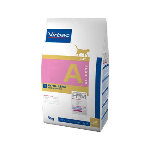 Veterinary HPM Dietetic Cat - Allergy