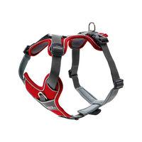 Hunter Harness Divo Red & Grey