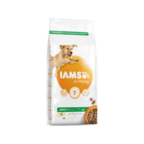 IAMS for Vitality Adult Large Breed Dog - Chicken