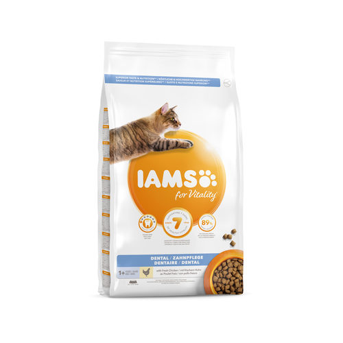 IAMS for Vitality Cat Adult Dental