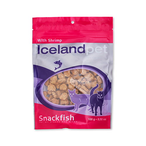 Iceland Pet Cat Treat Shrimp