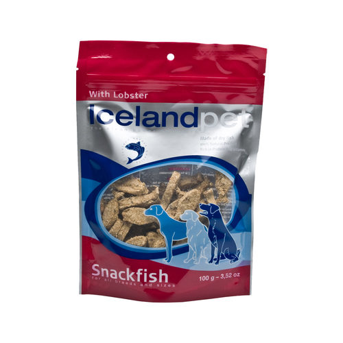 Iceland Pet Dog Treat Lobster