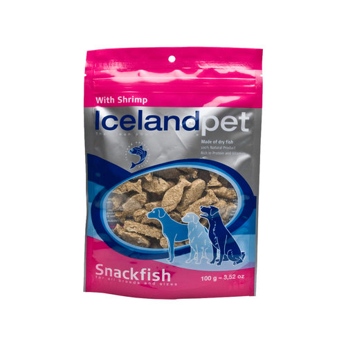 Iceland Pet Dog Treat Shrimp