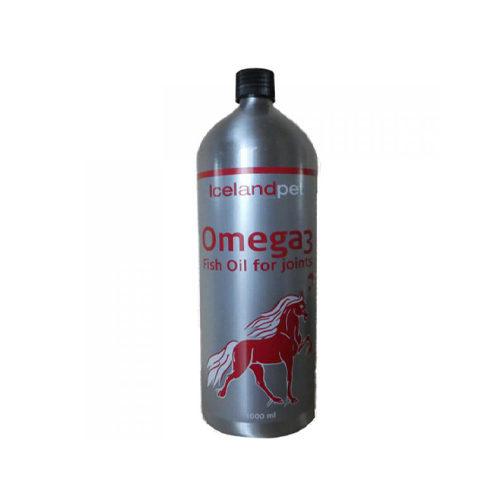 Iceland Pet Omega-3 Oil Paard