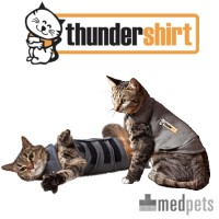 Thundershirt - Gilet Anti-Stress pour Chat