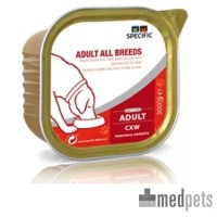 Specific Adult All Breeds CXW pour Chien