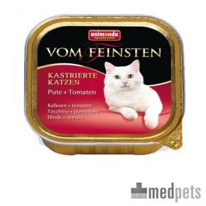 Product afbeelding van Animonda Vom Feinsten Gecastreerde Kat
