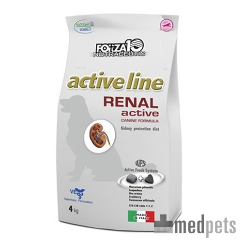 Forza10 - Active Line - Renal Canine