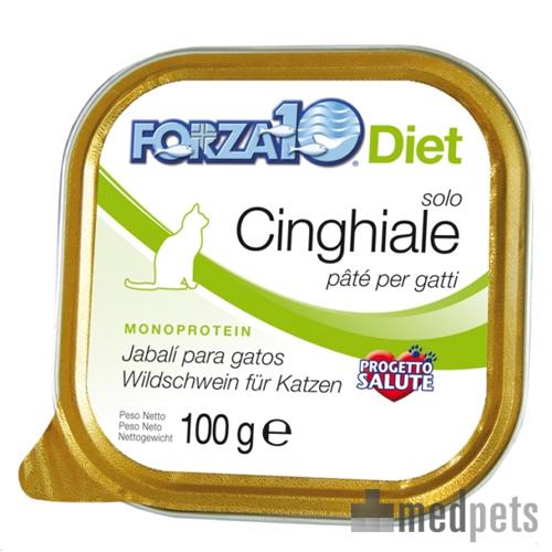 Forza10 Solo Diet Wild Zwijn