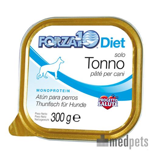 Forza10 Solo Diet Hund - Tonno