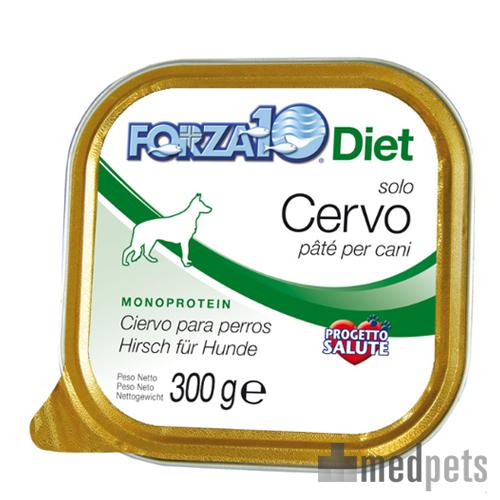 Forza10 Solo Diet Hund - Cervo