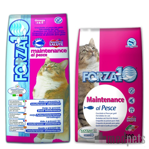 Forza10 Katze Maintenance Fish