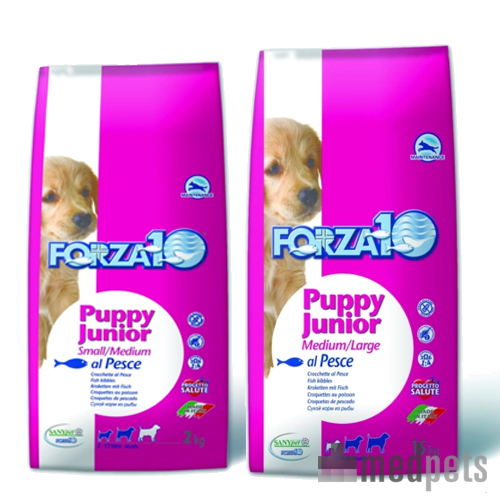 Forza10 - Hond - Puppy / Junior Maintenance fish