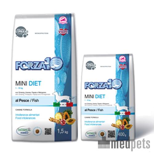 Forza10 - Mini Diet - Fish Canine