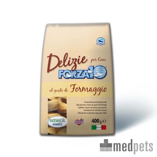 Forza10 - Käse-Snacks