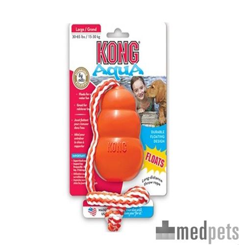 Product afbeelding van KONG Aqua met werptouw