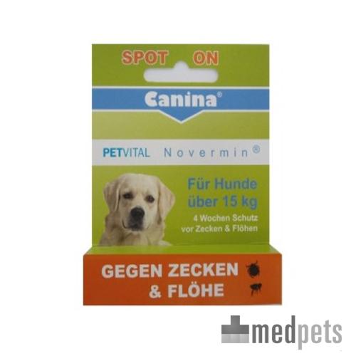 Canina Petvital Novermin Hond