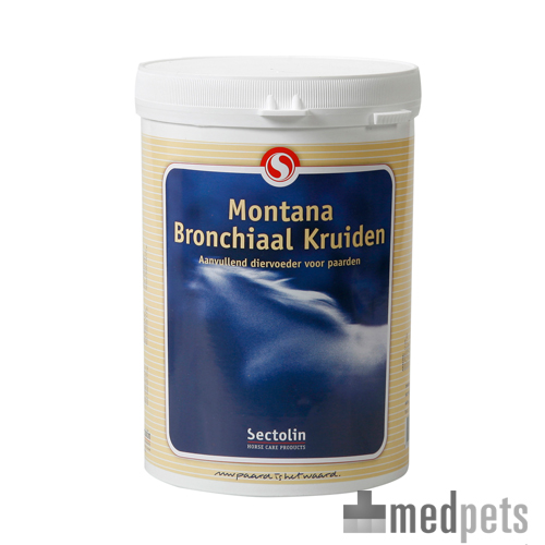 Sectolin Montana Bronchiaal Kruiden (Bronchial Kräuter)