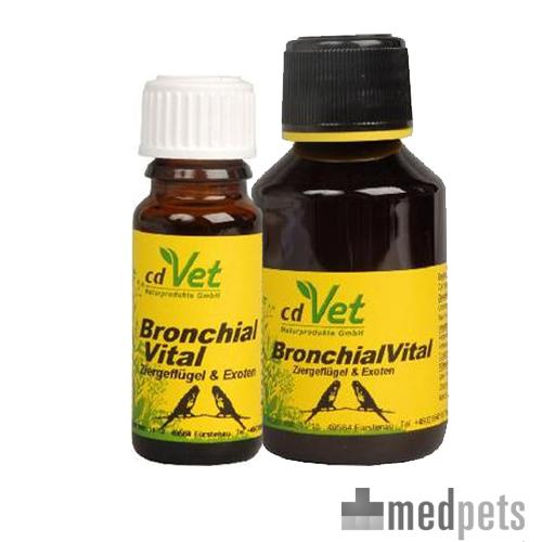 cdVet BronchialVital Ziervogel & Exoten