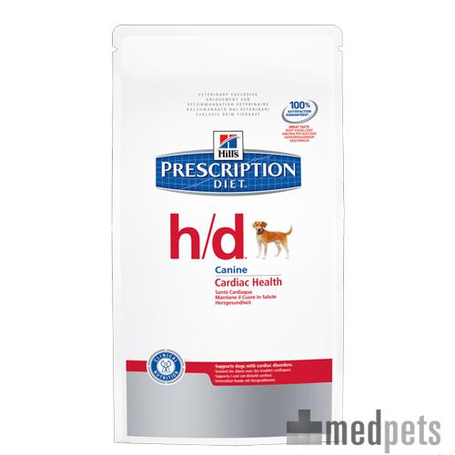 Hill's h/d Heart Care - Prescription Diet - Canine