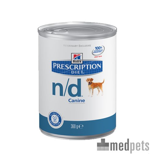 Hill's n/d - Prescription Diet - Canine