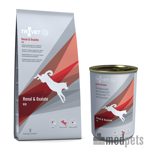 TROVET Renal & Oxalate RID Hund